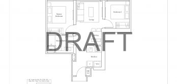 avenue-south-residence-floor-plan-2-bedroom-b1-singapore